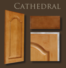 Cathedral Cabinets